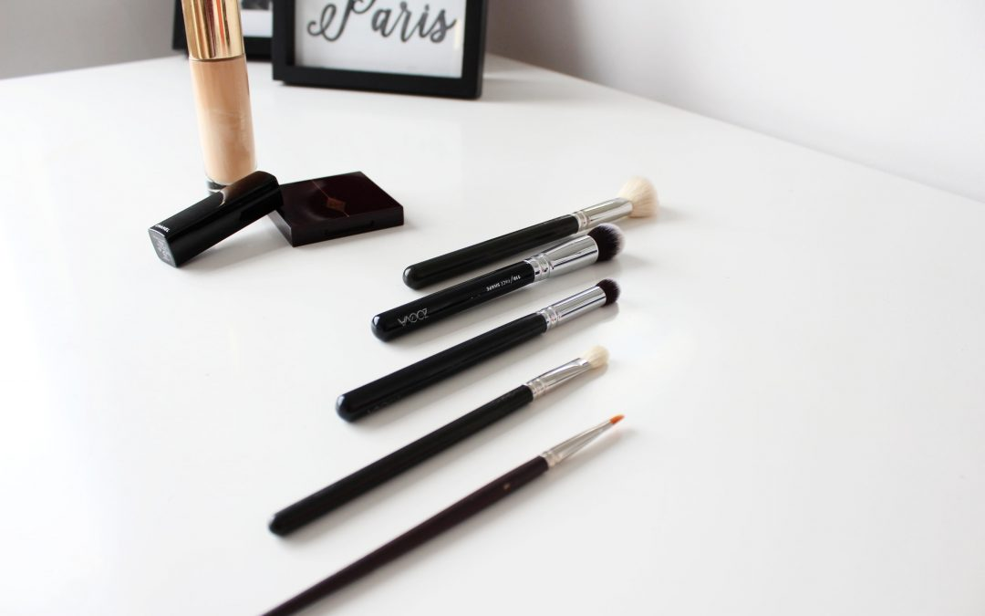 MY 5 'MUST HAVE' MAKE UP BRUSHES