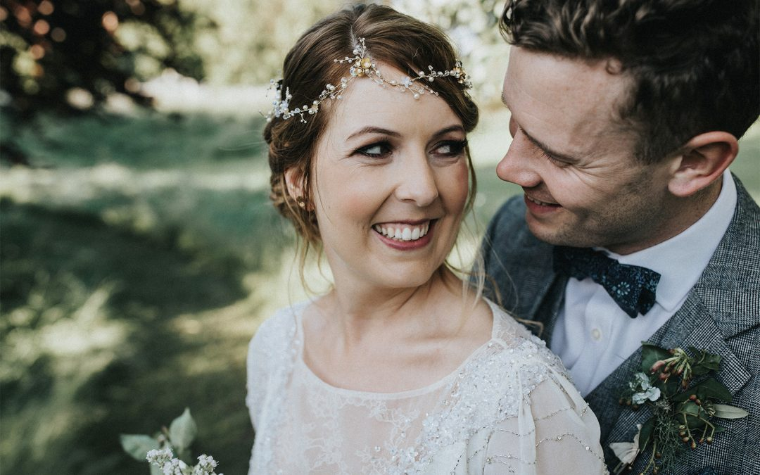 Cool Northumberland Wedding – Le Petit Chateau