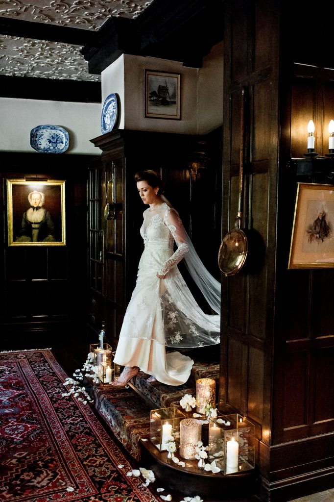 Hooton Pagnall Hall is an absolute gem of a wedding venue in Yorkshire.