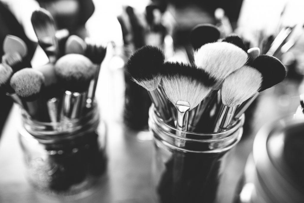Make Up Masterclass Make Up Brushes