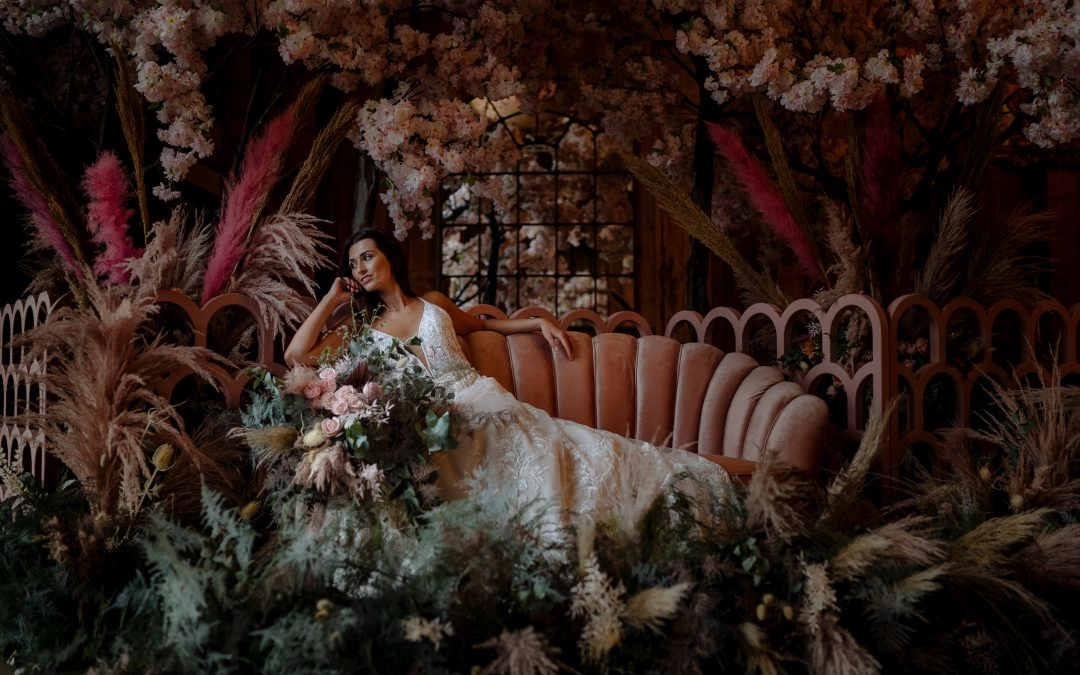 Wharfedale Grange Outdoor Wedding Inspiration